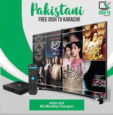 Dish Tv Karachi – HD Recharge